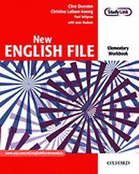 New English File: Elementary: Workbook