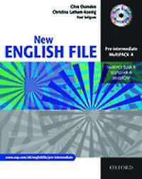 New English File: Pre-intermediate: MultiPACK A