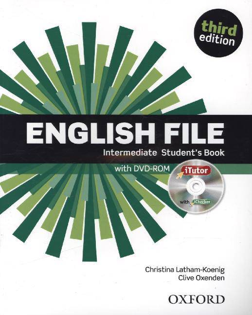 English File third edition: Intermediate: Student's Book with iTutor