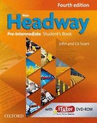 New Headway: Pre-Intermediate A2 - B1: Student's Book and iTutor Pack