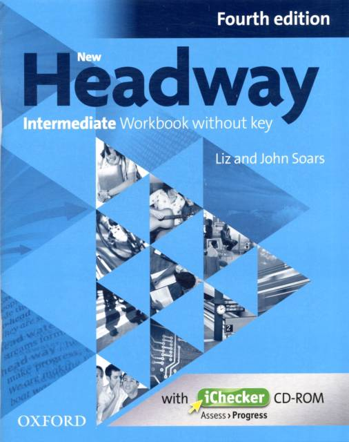 New Headway: Intermediate B1: Workbook + iChecker without Key