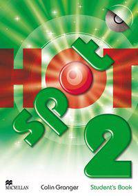 Hot Spot 2 Student's Book & CD-ROM Pack