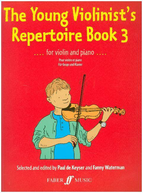 Young Violinist's Repertoire Book 3