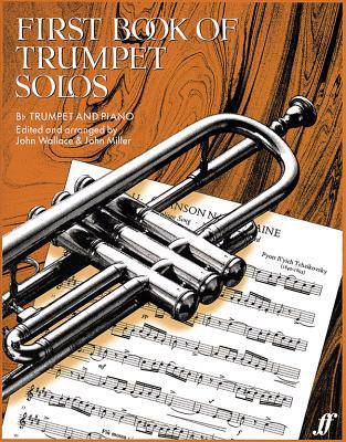 First Book Of Trumpet Solos