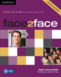 face2face Upper Intermediate Workbook without Key