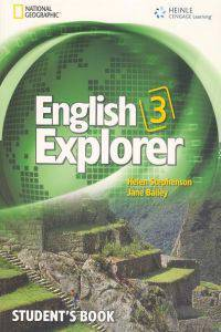 English Explorer 3 with MultiROM