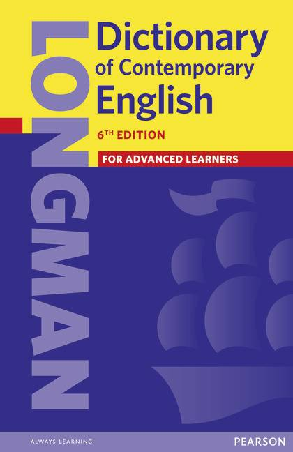 Longman Dictionary of Contemporary English 6 paper