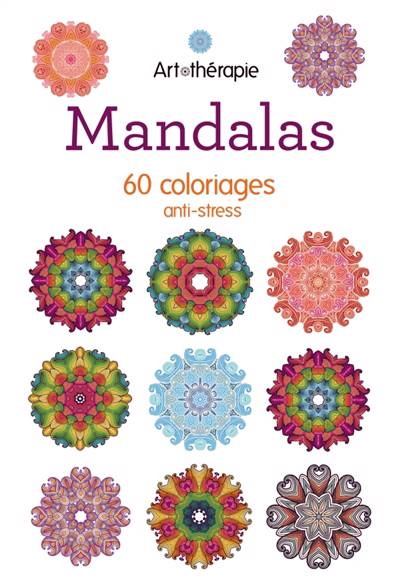 Art-therapie ; Mandalas