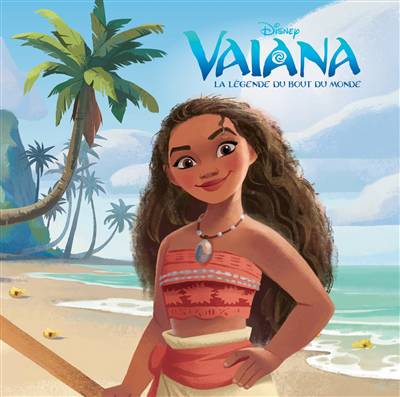 Vaiana, Disney Monde Enchante