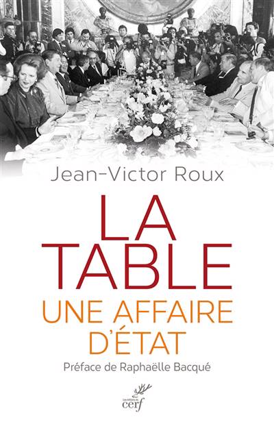 La table, une affaire d'état