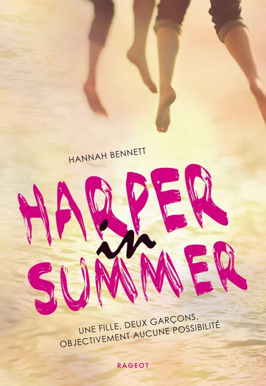 Harper in summer