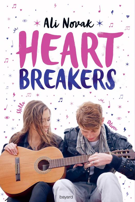 Heartbreakers, Tome 01
