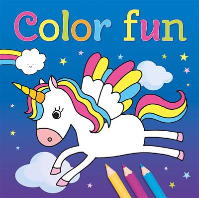 Unicorns Color Fun