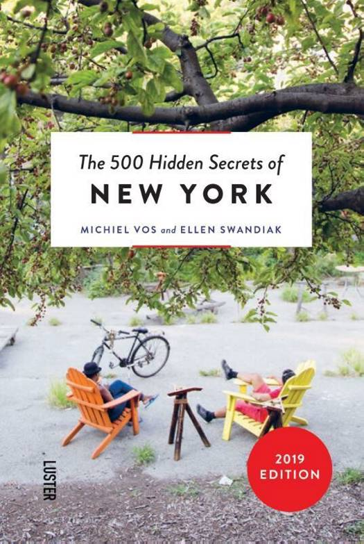 500 Hidden Secrets of New York