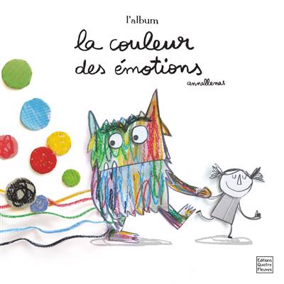 Album La Couleur Des Emotions